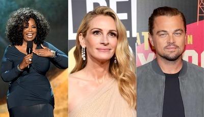 Estas celebridades não têm uma estrela no Passeio da Fama