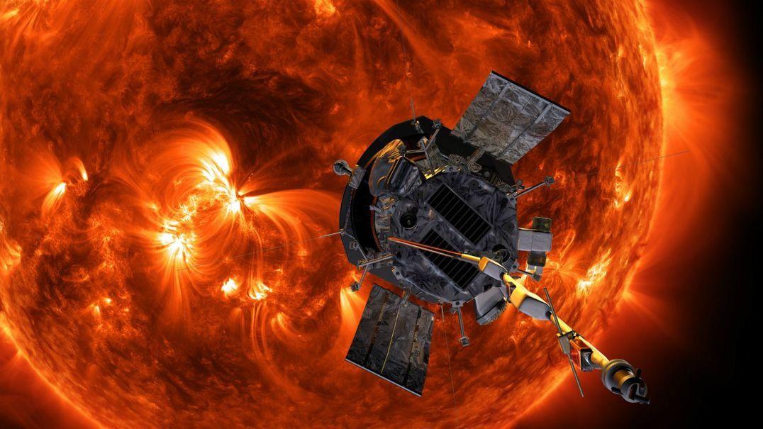 Porque é que a sonda na Nasa que está a caminho do Sol não vai derreter?