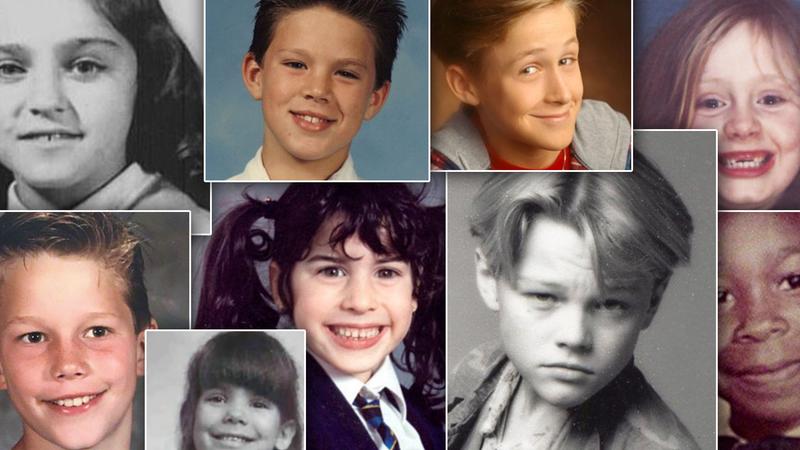 De pequenos a graúdos, elas mudaram e muito: como eram estas celebridades em criança?