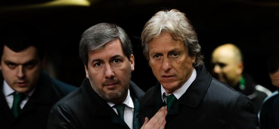 """Jesus ameaçou sair para o FC Porto se não renovasse: """"Sou um crente em Jesus e um descrente total em Jorge Jesus"""""""