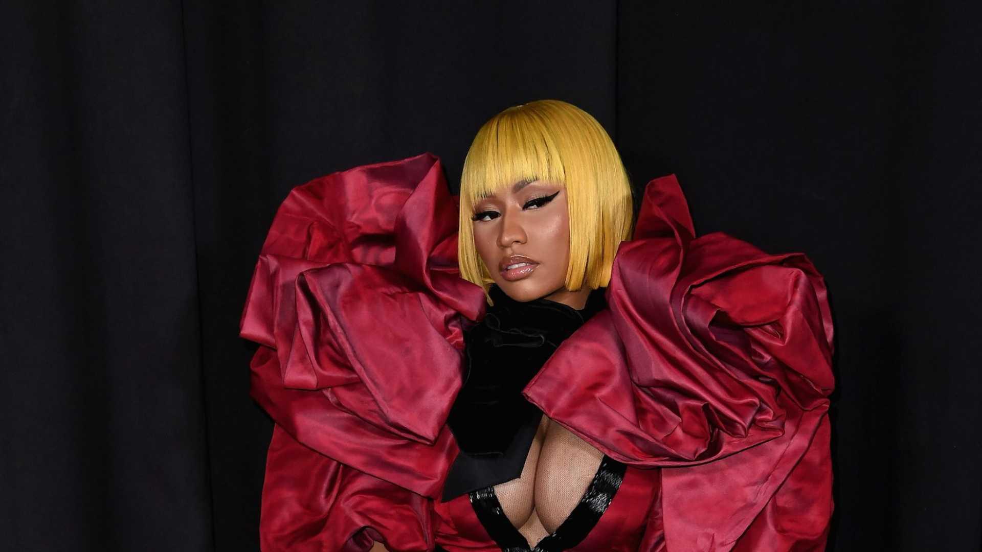 Nicki Minaj furiosa com acusações feitas ao novo namorado