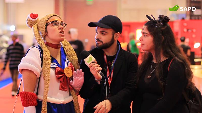 Do Joker à Sailor Moon: As estrelas da passadeira vermelha da Comic Con Portugal