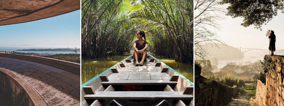 """Viagens de Instagram: """"O mundo é um livro e quem não viaja lê apenas a primeira página"""""""