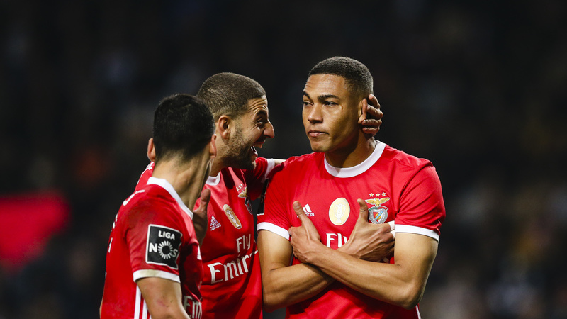 É sexta-feira e a jornada é a número 13, mas Benfica foi ousado e goleou no Bessa