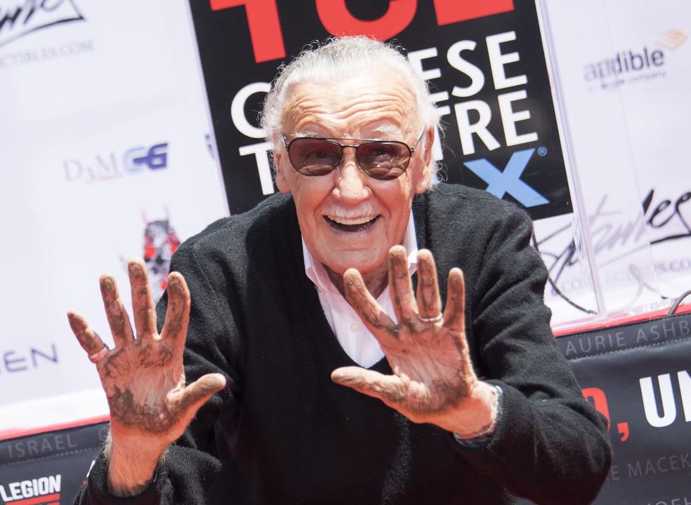 Morreu Stan Lee, o maior de todos os super-heróis da Marvel