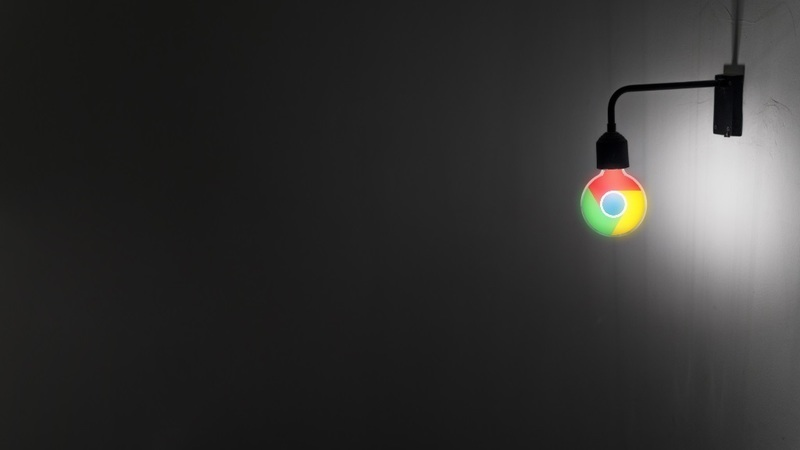 Extensões para Google Chrome… em Dark Mode