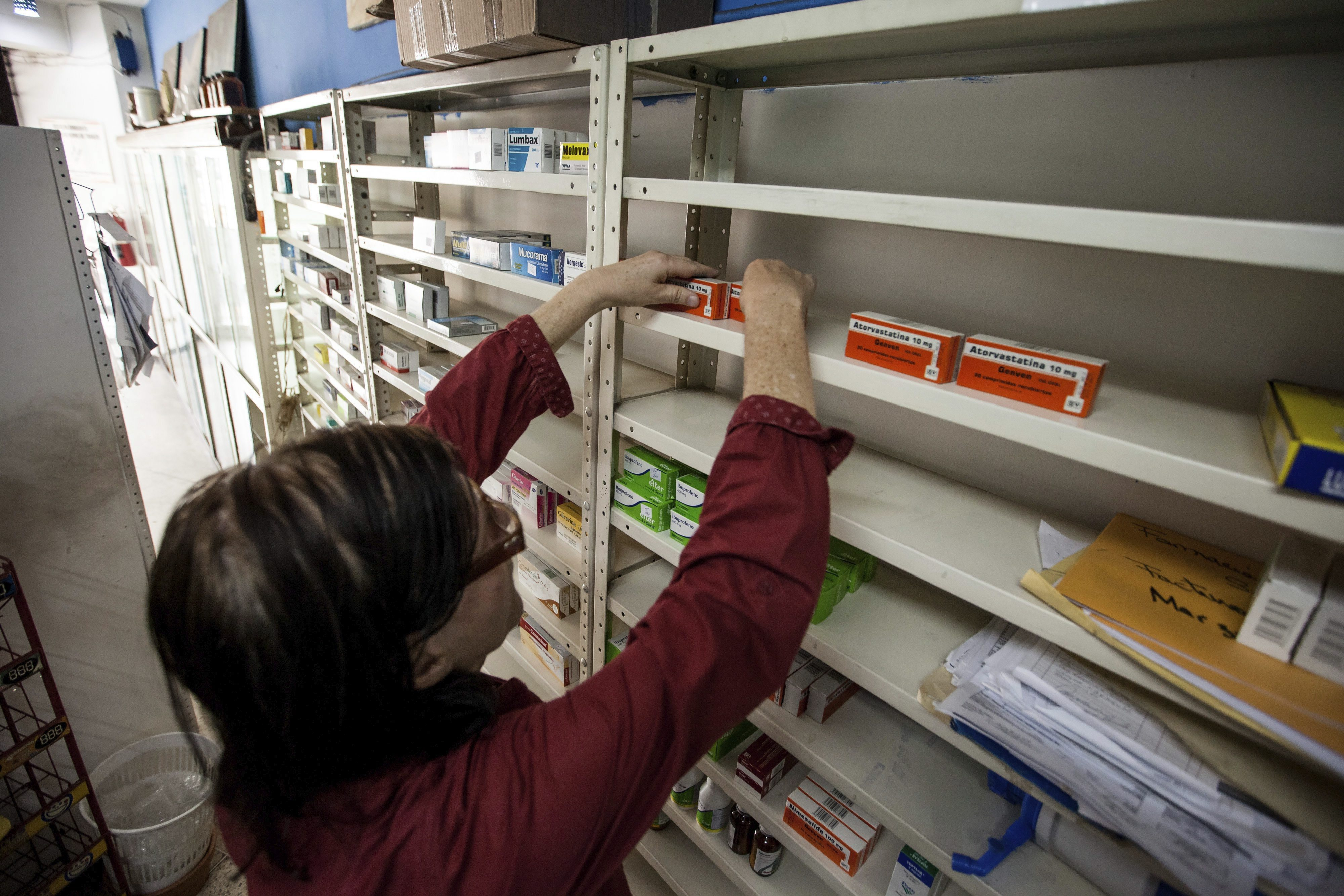 Venezuela pede ajuda humanitária à ONU em matéria de medicamentos