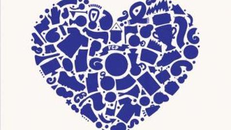 Azul e branco é o coração