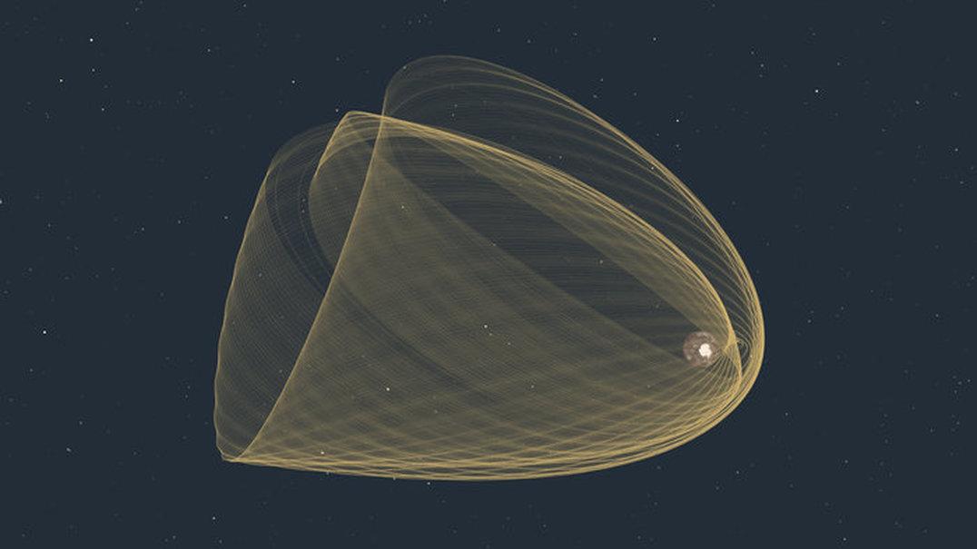 Agência Espacial Europeia mostra 15 anos de órbita da Integral num vídeo de 3 minutos