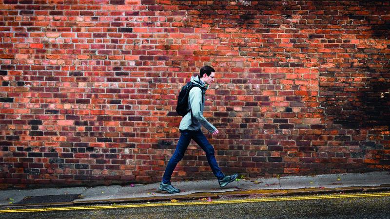 Quem anda mais depressa vive mais tempo, diz estudo britânico