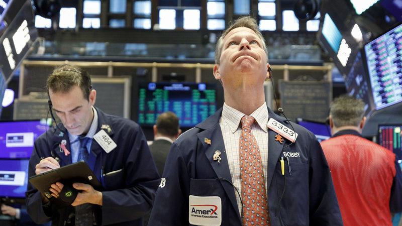 Wall Street tem pior trimestre desde a queda do Lehman Brothers. Afunda 20%