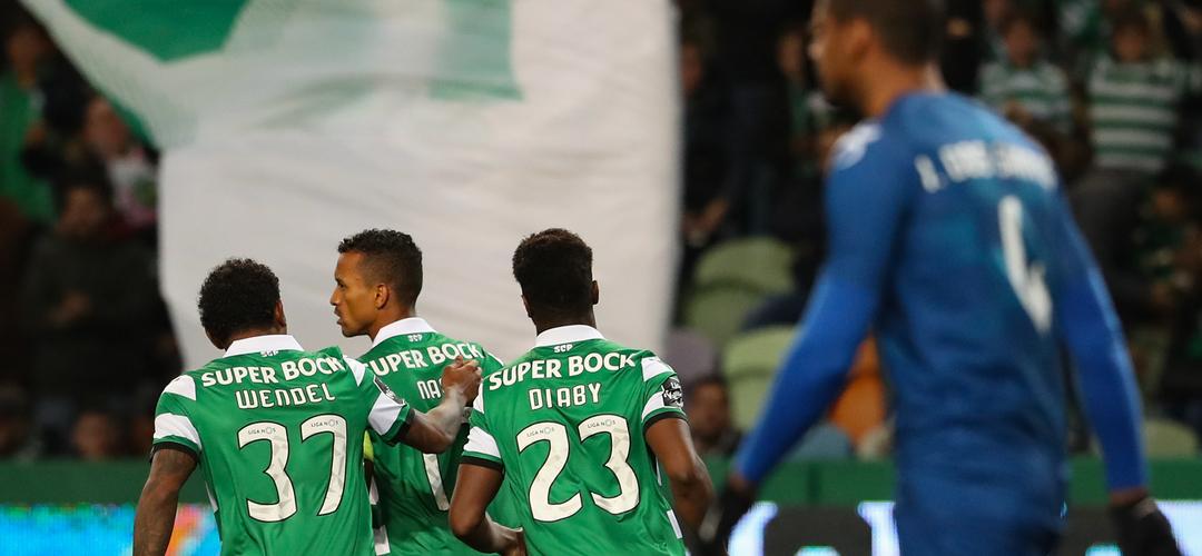 I Liga: 'Trio da frente' continua imbatível, Sporting mantém perseguição