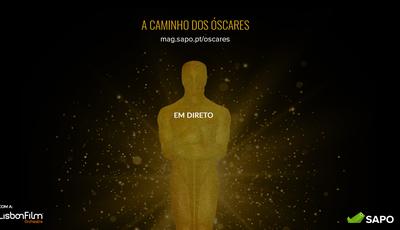 Óscares @SAPO Mag: convidados fazem previsões em direto. Lisbon Film Orchestra dá a banda sonora