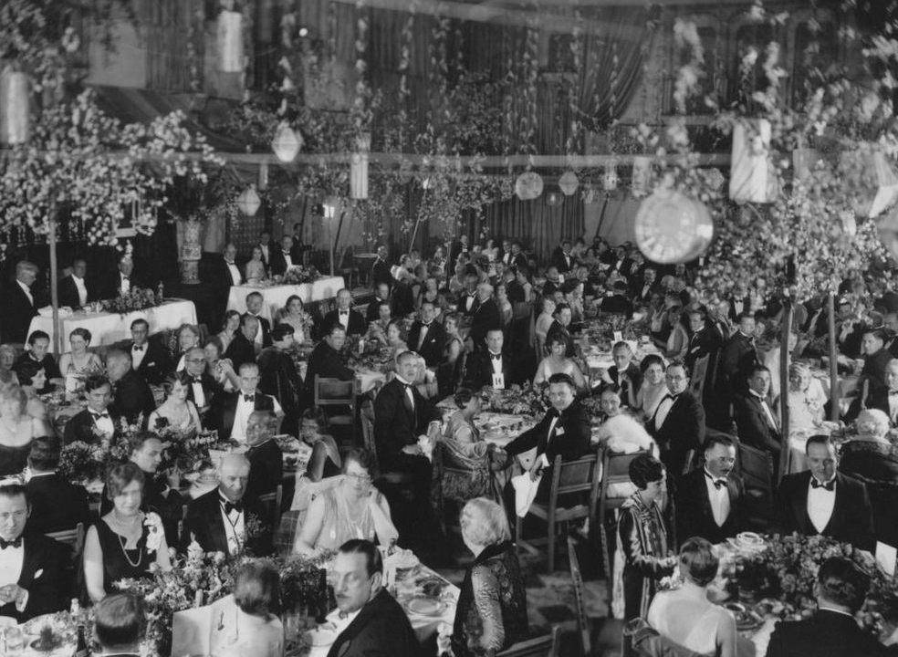 Descubra as diferenças: como foi a primeira cerimónia dos Óscares