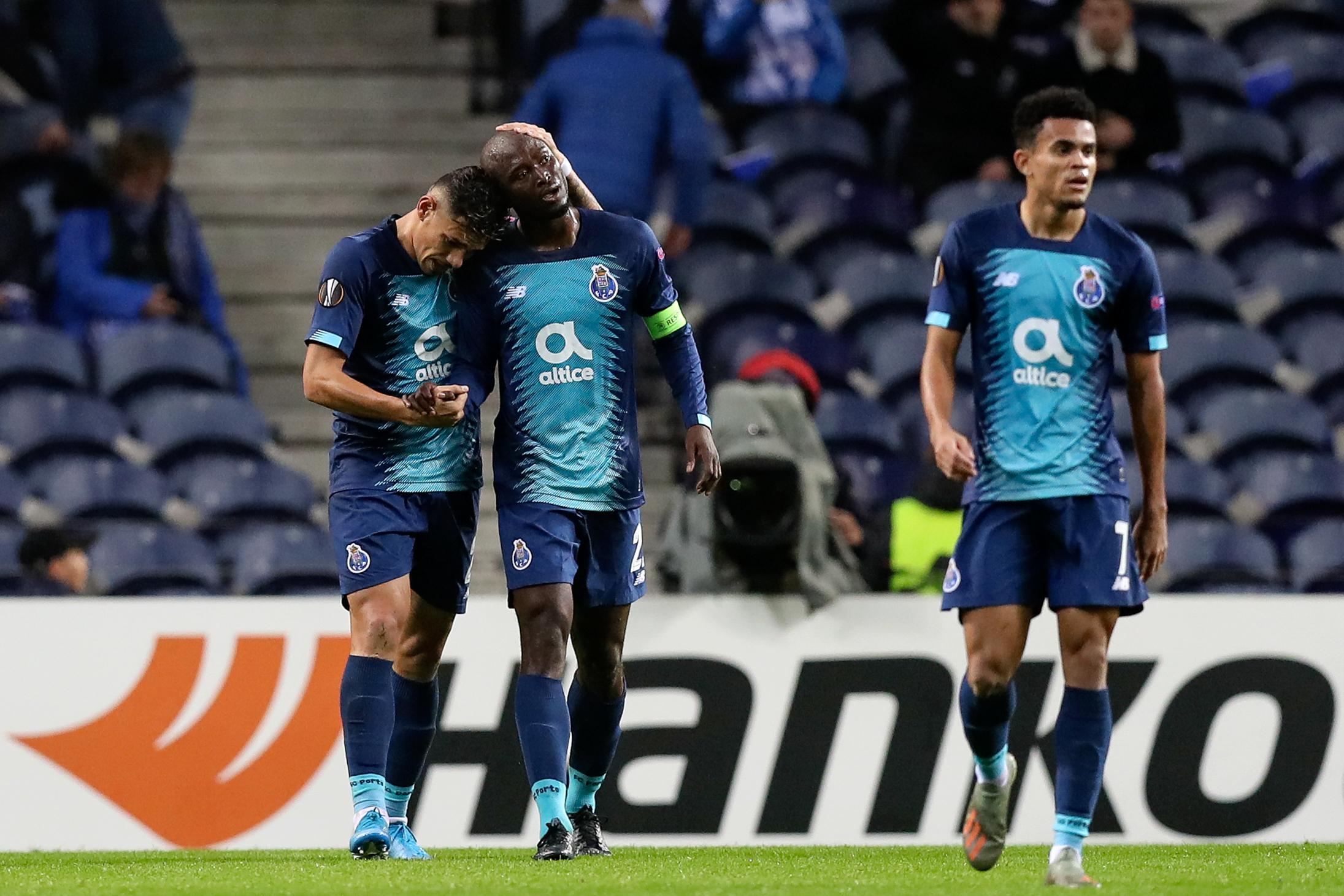 Vídeo: Vencer a Liga Europa está nos planos de Sérgio Conceição