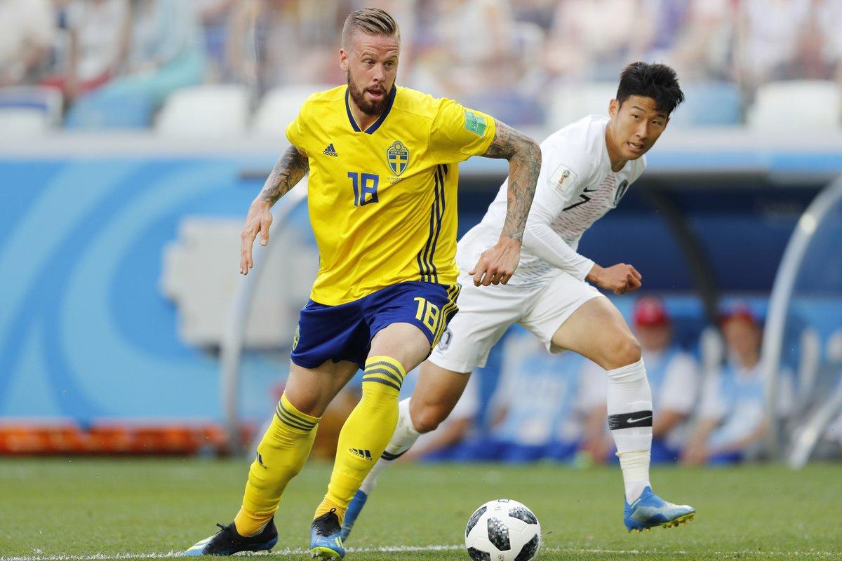 Mundial2018: Suecos Jansson, Helander e Rohden não viajaram com equipa por se encontrarem doentes