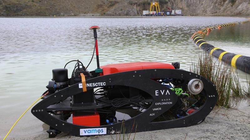Minerar debaixo de água já é possível com engenharia portuguesa
