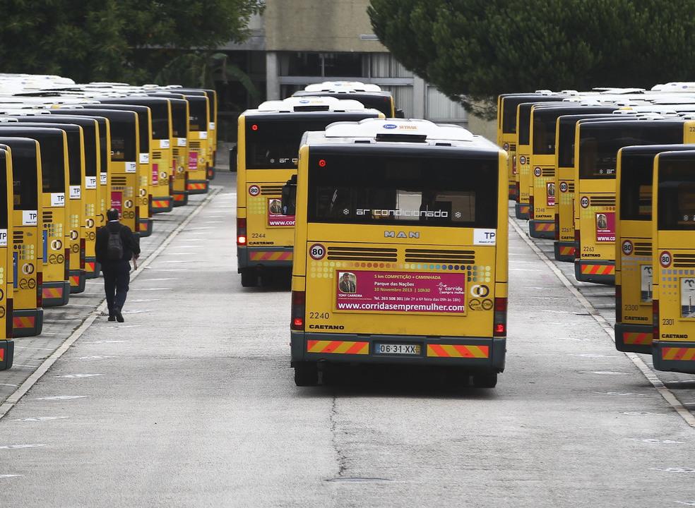 Sindicato diz que Carris deve 3 milhões de euros a motoristas e guarda-freios