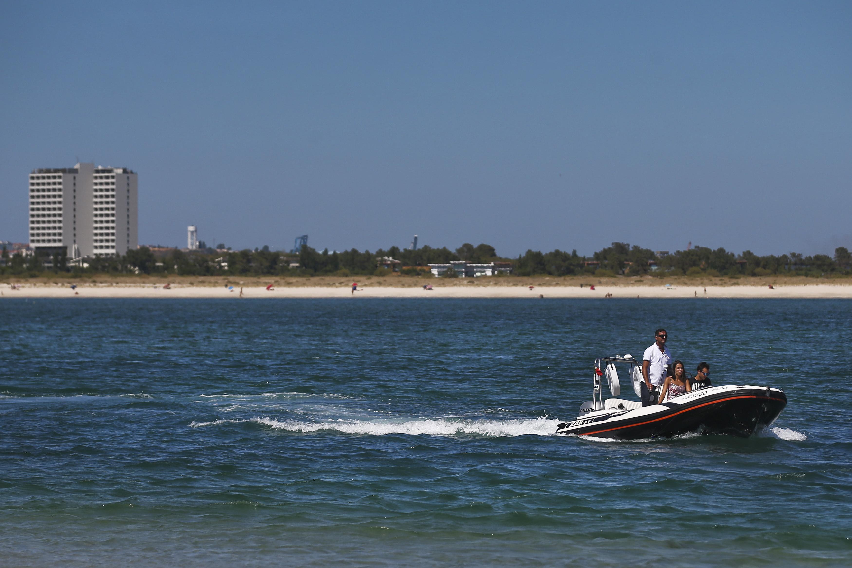 Bióloga Raquel Gaspar pede aos portugueses que não deixem destruir o estuário do Sado