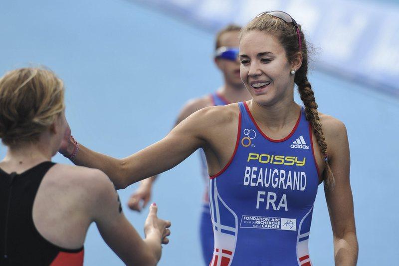 Beaugrand vence título feminino de juniores
