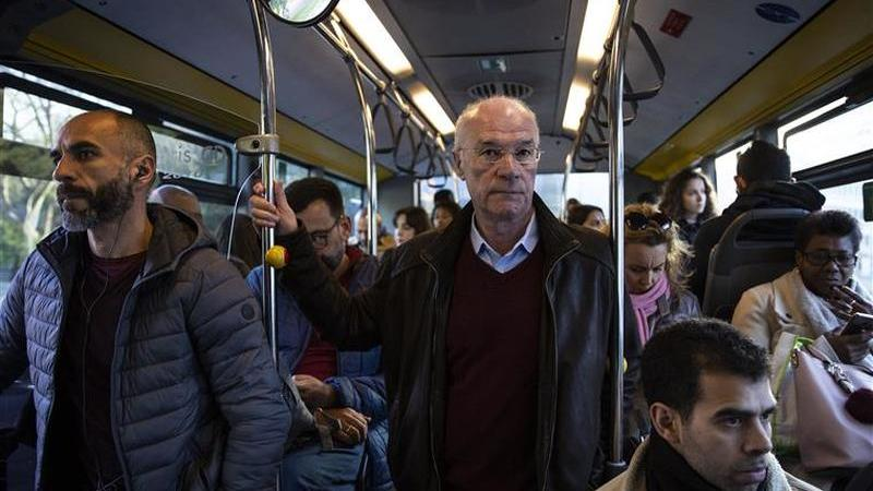 Carris. Arménio Carlos voltou à casa que deixou há 35 anos