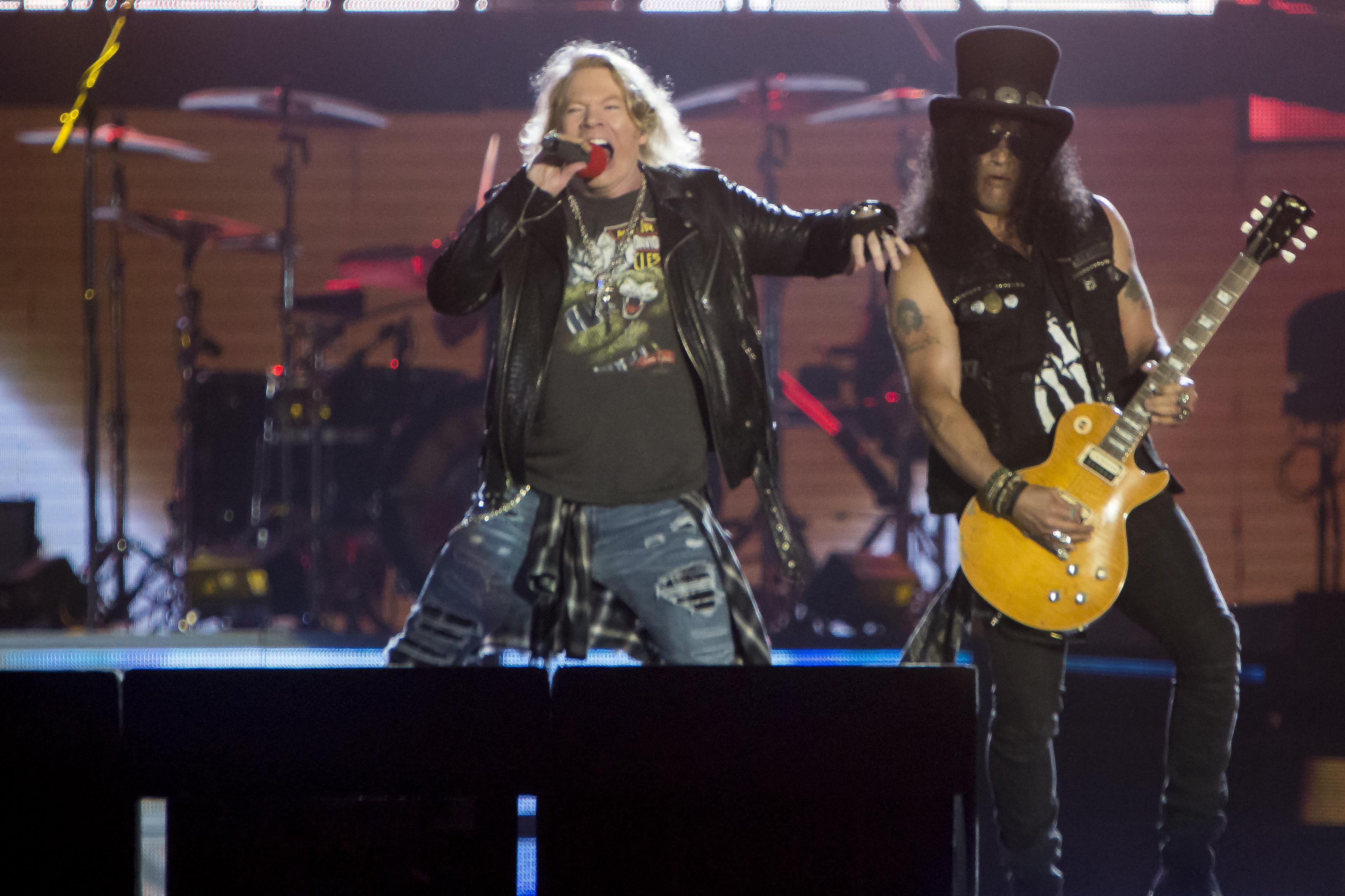 Guns N' Roses anunciam digressão europeia em 2020 que vai incluir Portugal