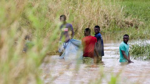 População afetada em Moçambique cresce 50% para 794.000 com 447 mortos