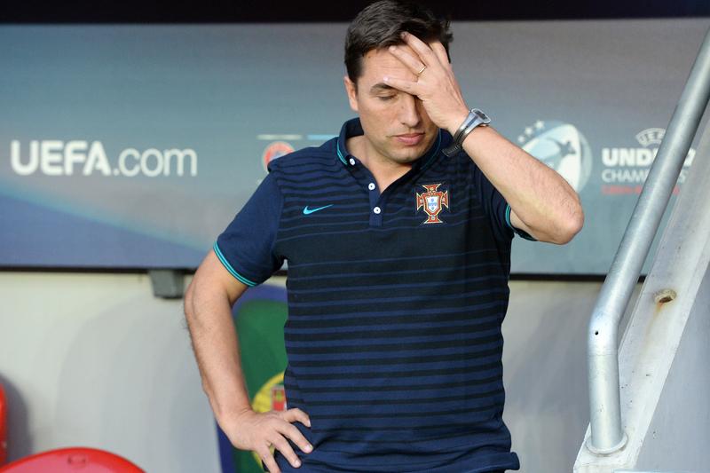"""""""Jogos Olímpicos? Vai ser um grande problema para o Rui Jorge"""""""