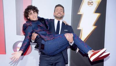 Nova missão de Shazam? Zachary Levi vai ser o anfitrião dos MTV Movie and TV Awards