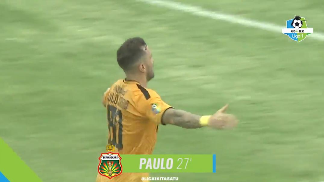 Paulo Sérgio marca um golão na Indonésia