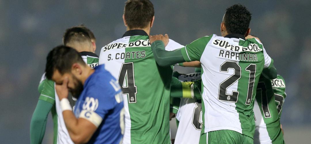 Sporting garante a última vaga para as meias-finais da Taça de Portugal