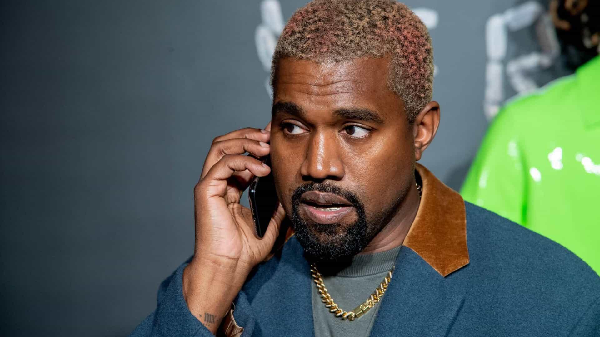 """Kanye West: """"O maior artista que Deus criou está a trabalhar para ele"""""""