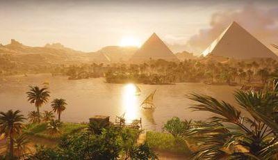 Videojogo de série de sucesso transformado em guia turístico do antigo Egito
