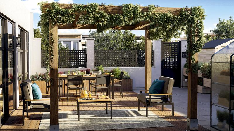 Dê uma nova vida ao seu terraço com as nossas sugestões