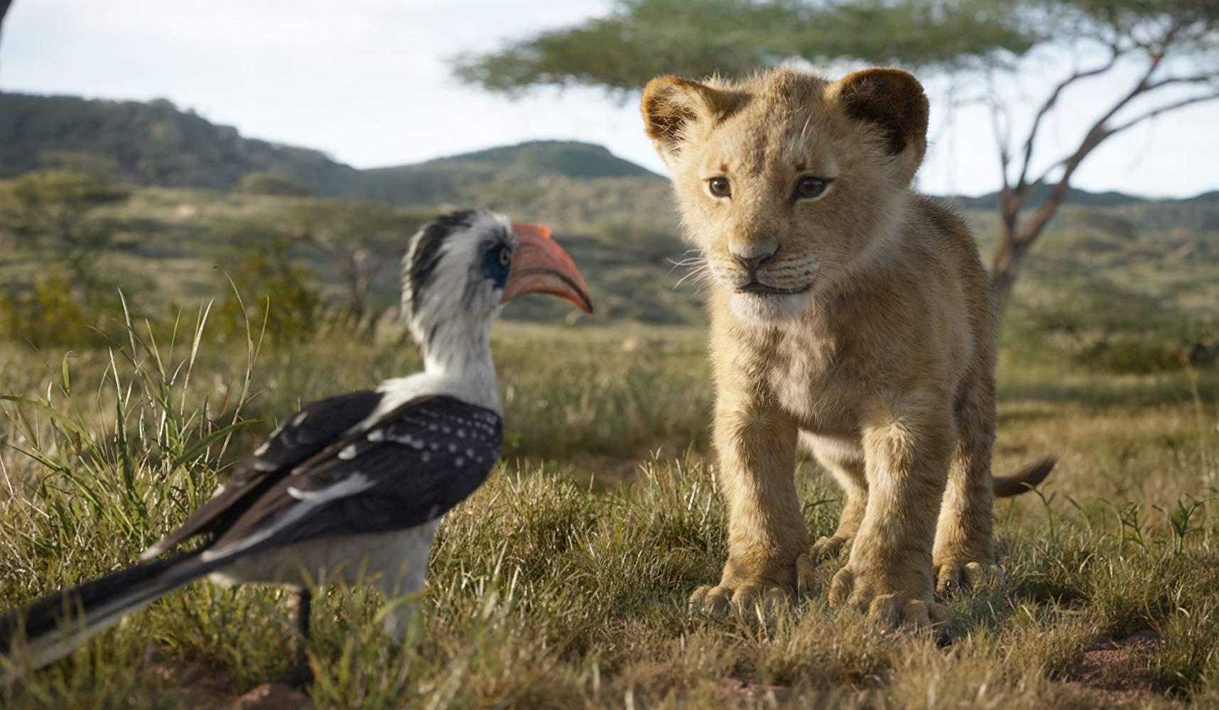 """""""O Rei Leão"""": novo filme é uma proeza tecnológica da Disney"""