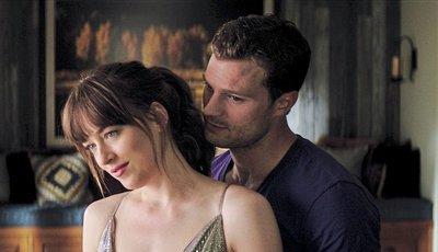 """""""As Cinquenta Sombras de Grey"""" chegou ao fim, Dakota Johnson esclarece relação com Jamie Dornan"""