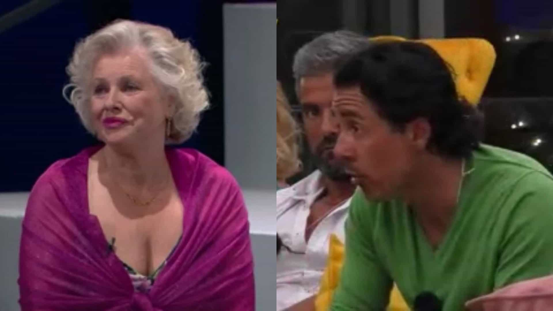 "Mãe de Rui comenta atitudes de Pedro Soá: ""Foi tudo jogo"""