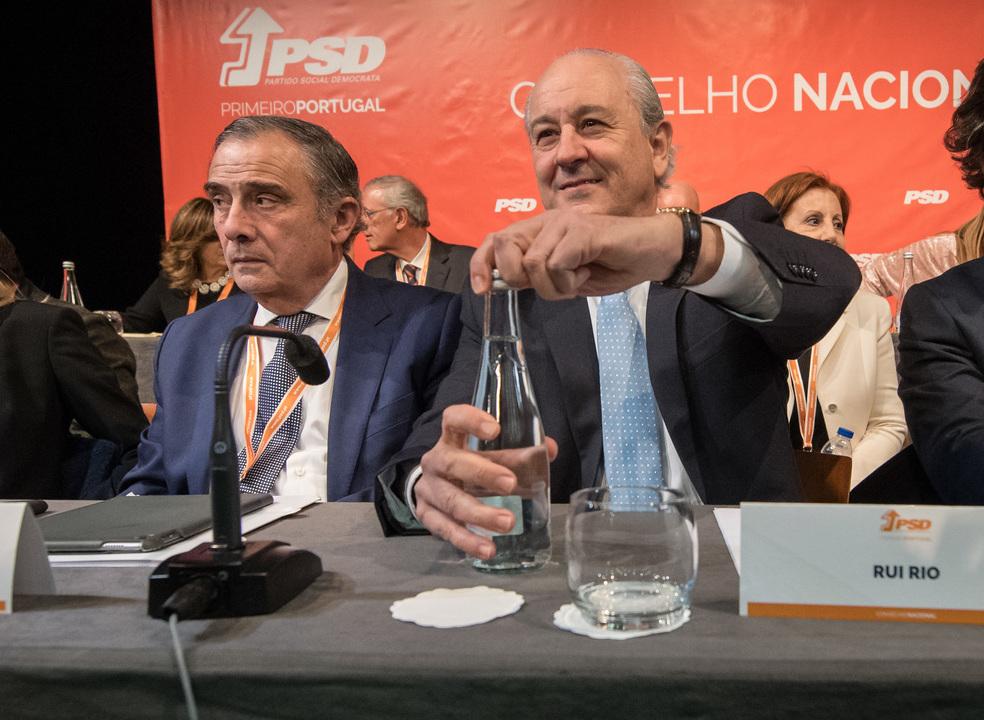 PSD: Aprovada moção de confiança à direção de Rui Rio