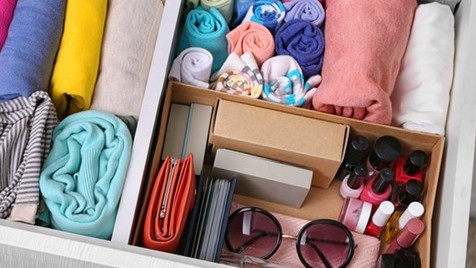 "Closet cleaning - a ""arte"" de destralhar"