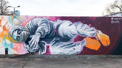 Arte Urbana: a arte que resiste ao vírus