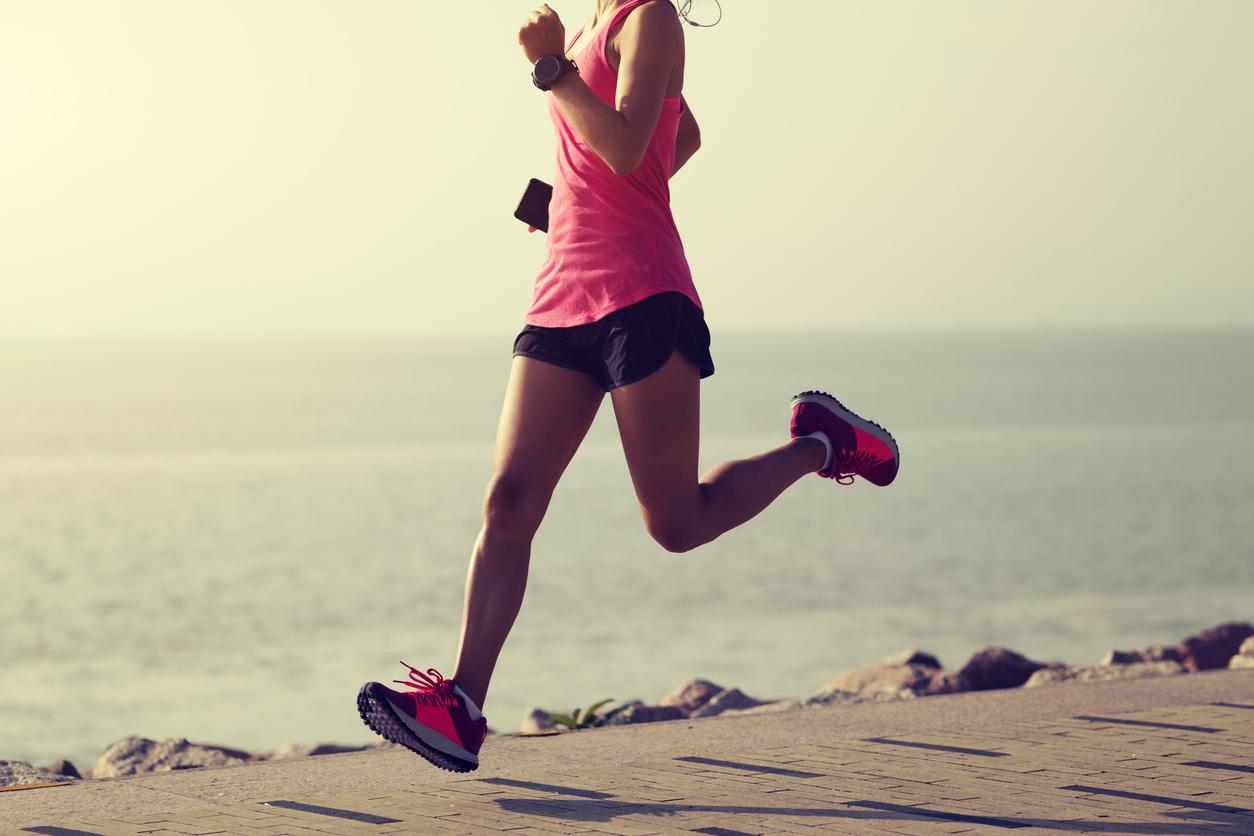 Esta mulher correu a maratona de Nova Iorque com o seu produto de Beleza preferido