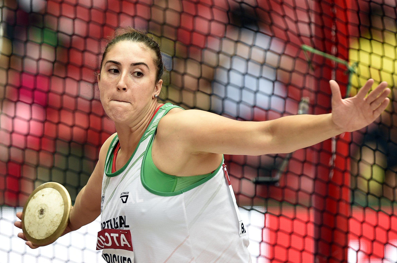 Irina Rodrigues na seleção europeia que vai defrontar os EUA em atletismo