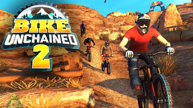 Bike Unchained 2 traz a experiência das bicicletas de montanha para a palma da mão
