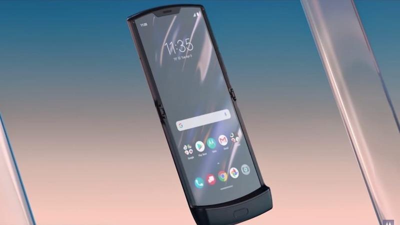 Motorola razr é oficial e demonstra ser uma das melhores soluções de ecrã dobrável