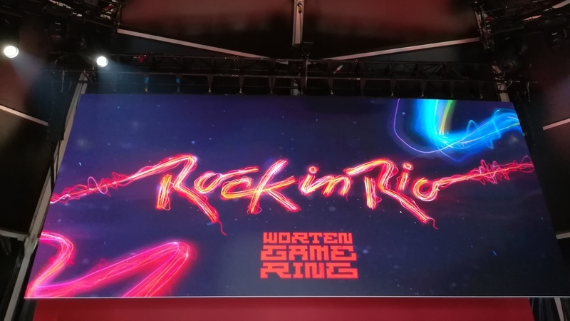 Arena de gaming no Rock in Rio é importante para democratizar videojogos