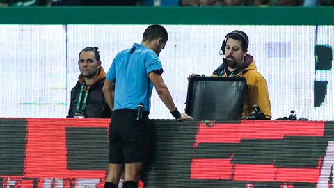 """Treinador adjunto de José Mota critica arbitragem: """"Podíamos ter ido mais além se nos tivessem deixado"""""""