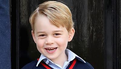 Príncipe George vai ter um regresso às aulas diferente