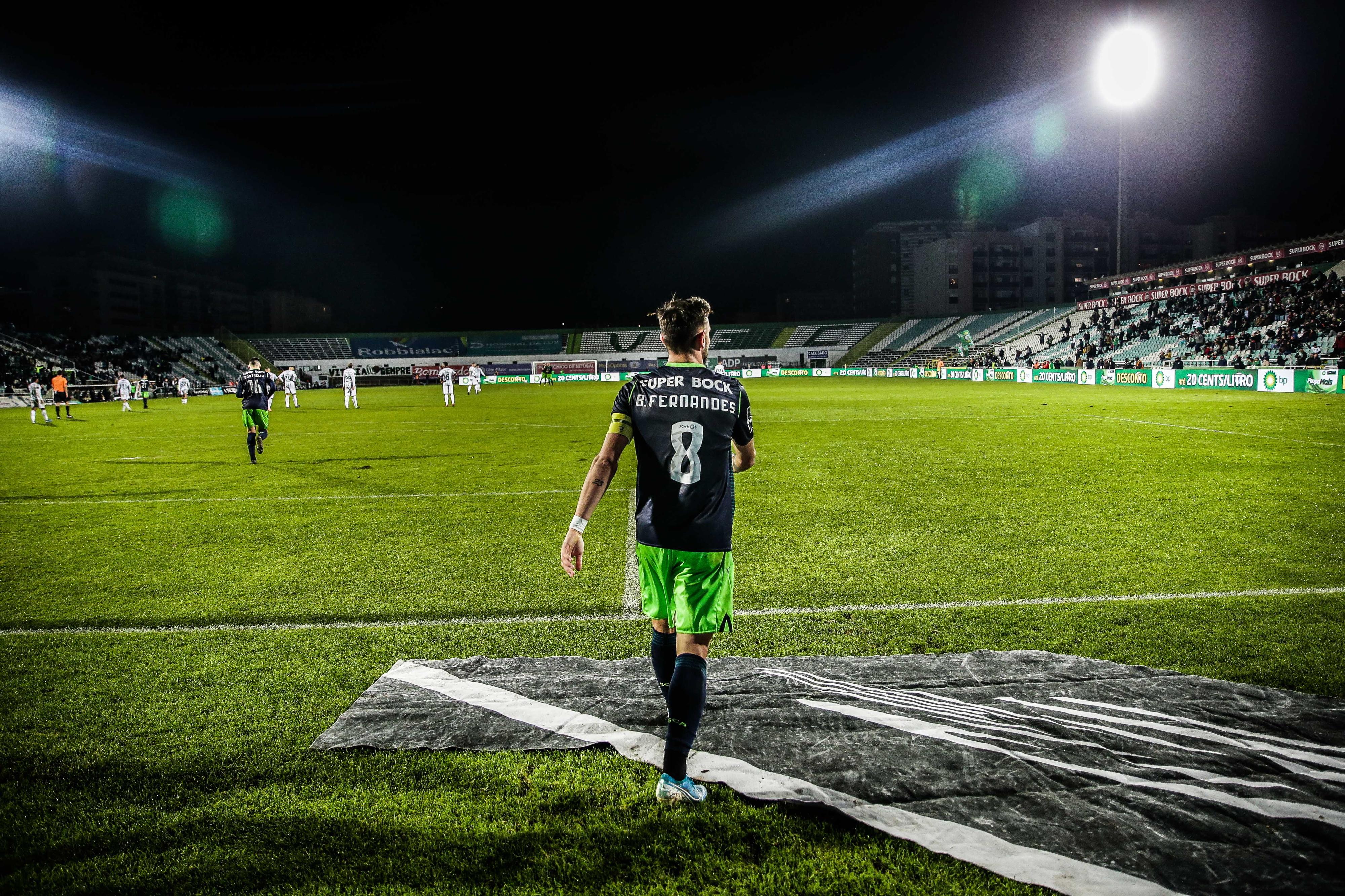 Bruno Fernandes: Negócio entre Sporting e United está a esbarrar nas formas de pagamento