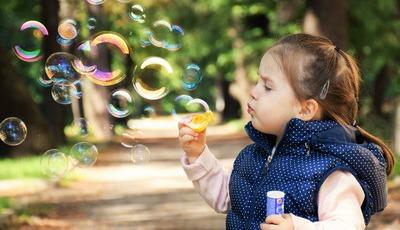 5 dicas para um desenvolvimento infantil saudável