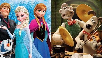 """De """"Frozen"""" a """"Wallace & Gromit"""": 20 filmes de animação que tem de ver (ou rever) com os seus filhos"""